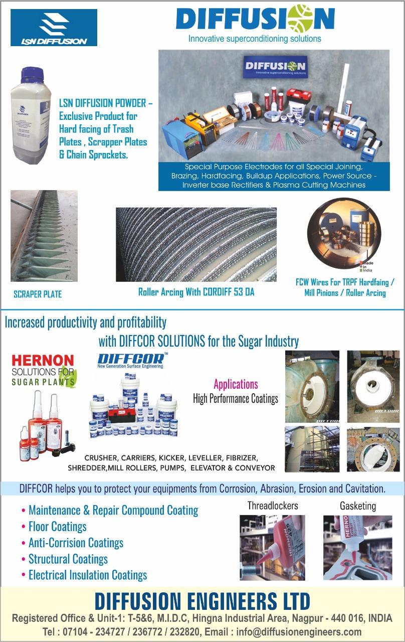 Manufacturer In Nagpur: Diffusion Engineers Ltd., Nagpur